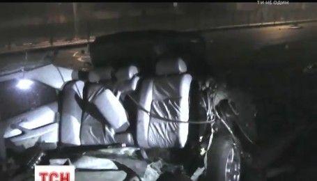 Следователи назначили ряд экспертиз, чтобы установить причину ночной аварии в Харькове