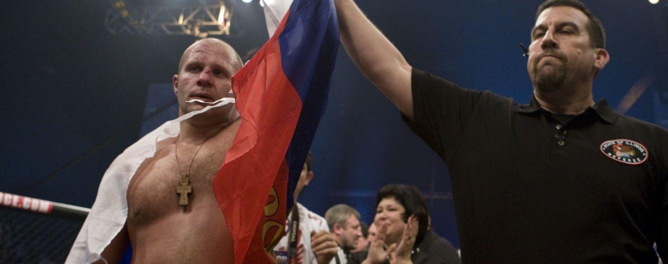 Легендарний російський боєць засудив жорстокі дитячі бої Кадирова
