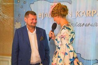 Схудлий Мосійчук мріє про двох дітей із майбутньою дружиною
