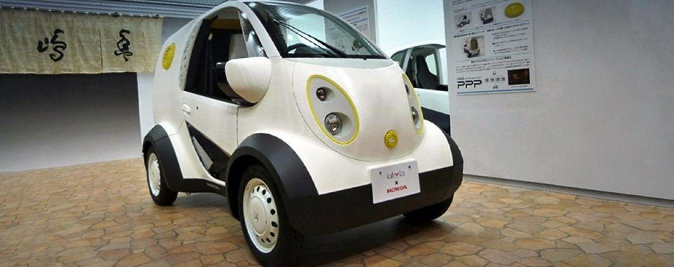 Honda напечатала на 3D-принтере прототип электромобиля