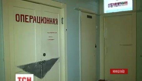В Николаеве полицейские получили огнестрельное ранение при попытке остановить злоумышленников