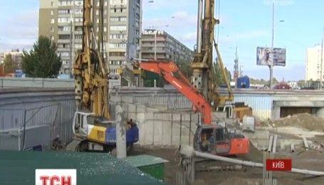 Укріплення станції чи продовження будівництва: розвиток скандалу щодо ТРЦ над станцією метро
