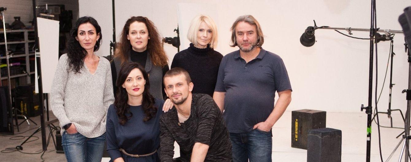 """Соломія Вітвіцька разом з героями АТО представлять проект """"Переможці"""" в МЗС"""