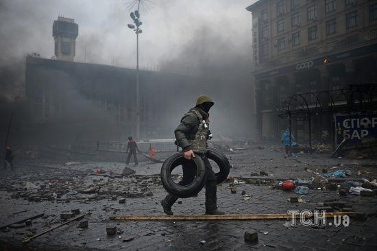 Річниця розстрілів на Майдані: найкривавіший день Революції Гідності