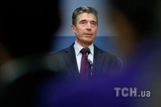 Бывший генсек НАТО рассказал, что Украине нужно сделать для членства в Альянсе