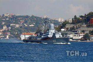 РФ вдвое увеличила количество кораблей в Азовском море - Муженко