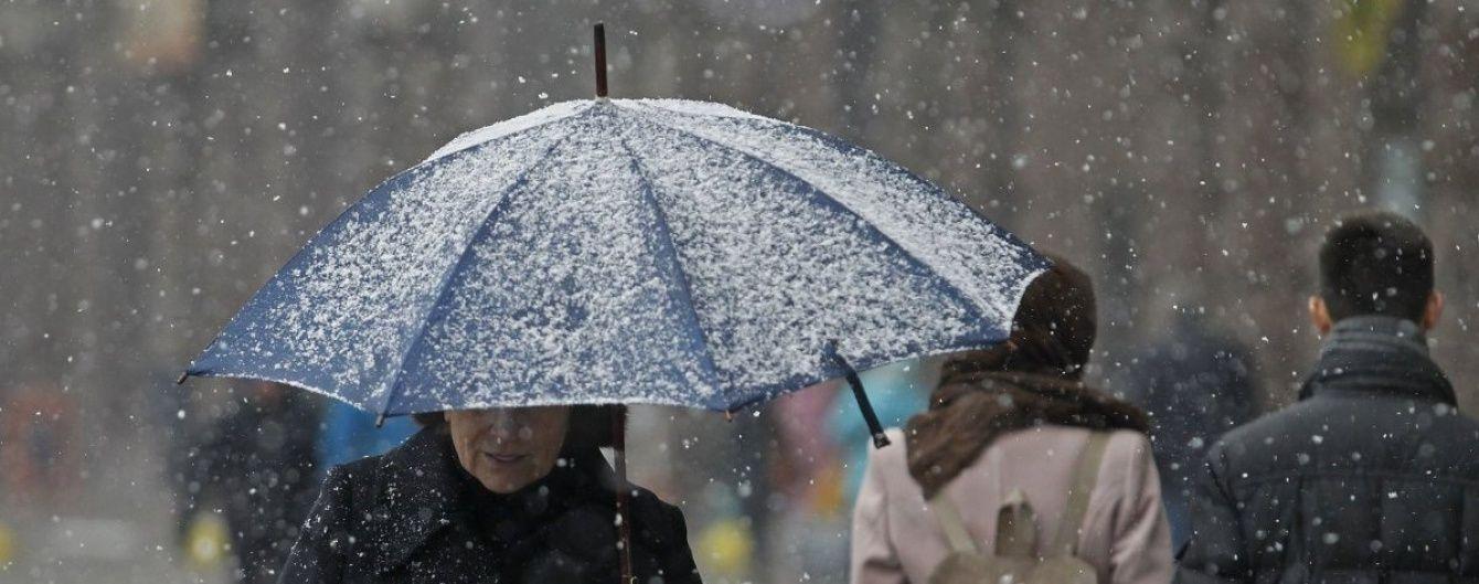 Хорошая и плохая новости от синоптиков: дожди пойдут на спад, но ворвется зима