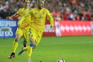Збірна України розгромила Косово в історичному матчі відбору на ЧС-2018