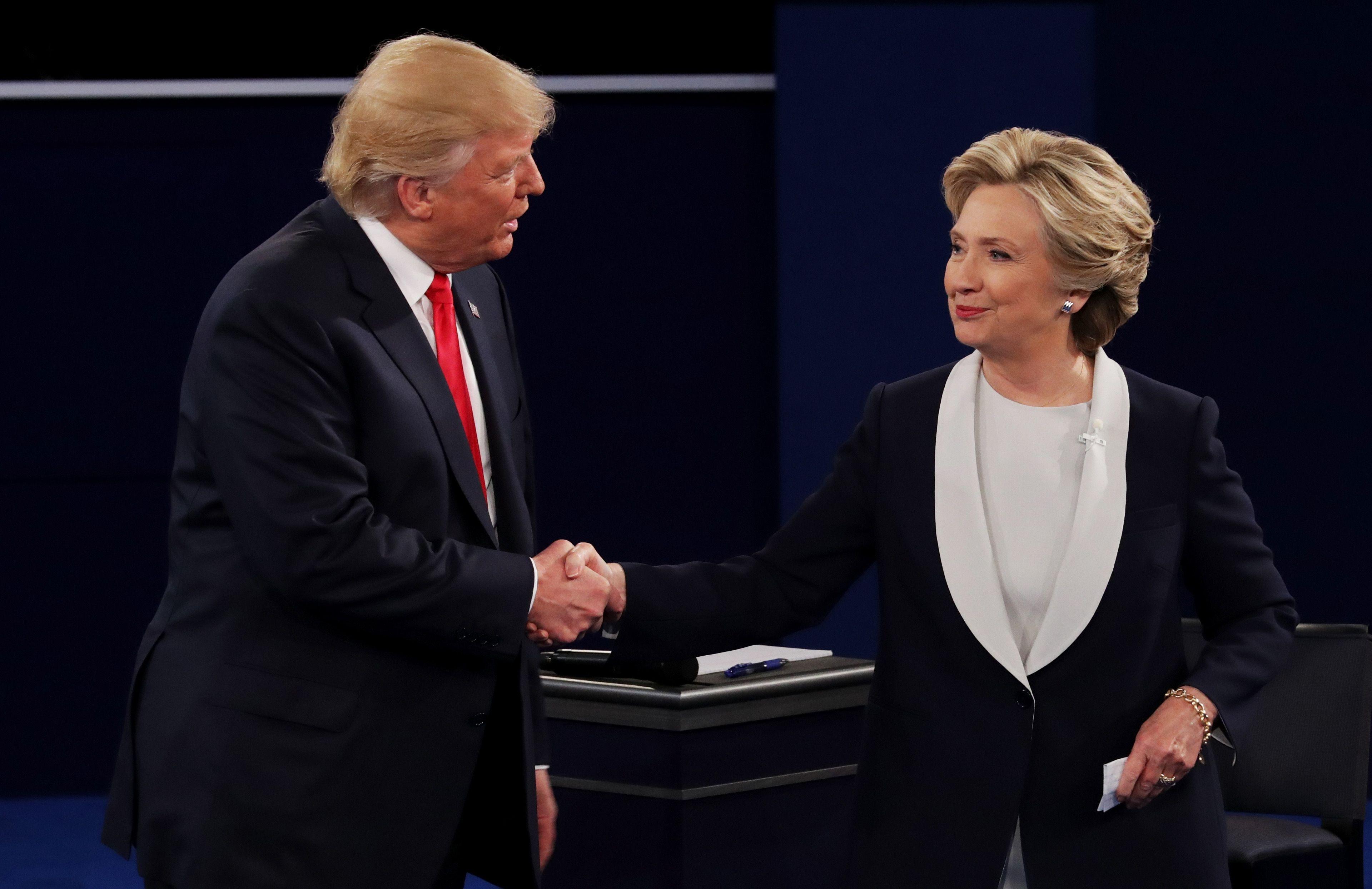 трамп, клінтон, дебати, сша