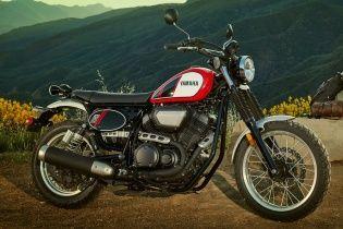 Yamaha представила новый мотоцикл SCR950 Street Scrambler