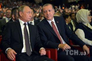 Путин увидится с Эрдоганом вместо встречи с Трампом