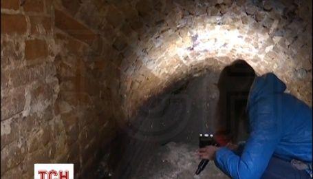 У центрі Житомира розкопали старовинне підземелля