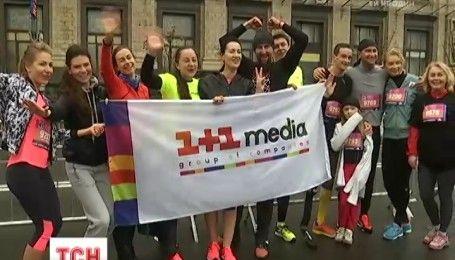 Бег ради жизни: ежегодный Киевский марафон cтановится популярным среди украинцев