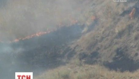 Спасатели не могут справиться с лесными пожарами в штате Колорадо