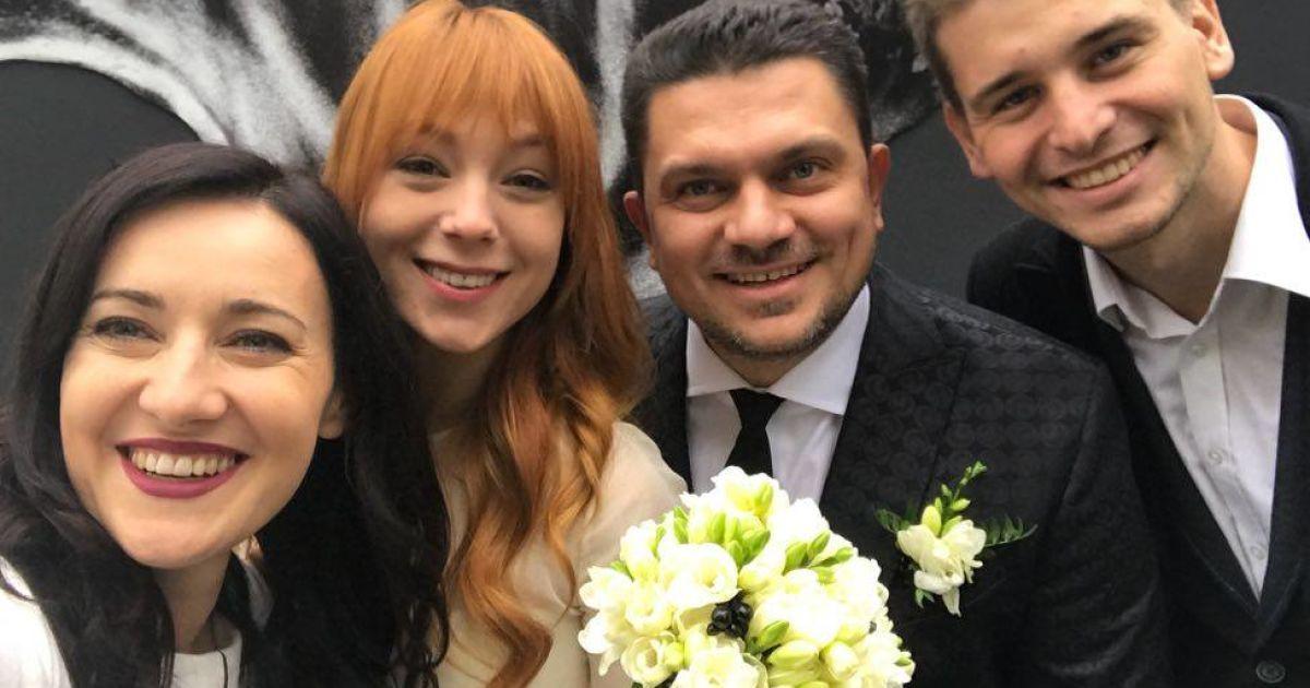 Весілля Тарабарової @ ТСН.ua