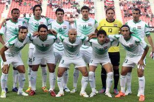 Футболисты сборной Ирака устроили кровавое жертвоприношение