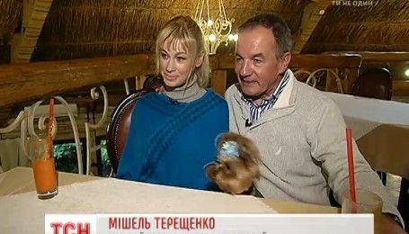 Мэр Глухова Мишель Терещенко женится на бывшей депутатке Киевсовета