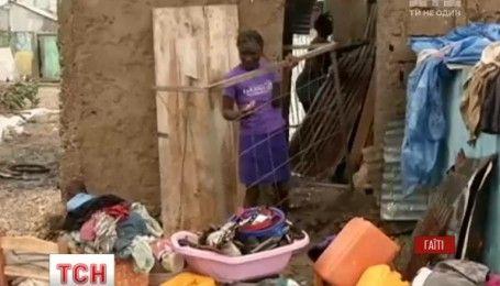 """Внаслідок урагану """"Метью"""" в Гаїті спалахнула епідемія холери"""