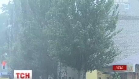 Циклон несе в Україну зливи, холод та шквали