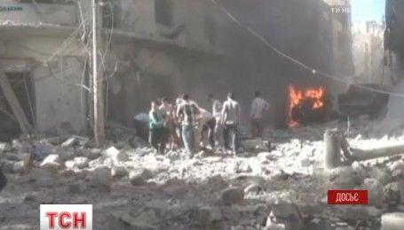 Российские войска продолжают бомбить Алеппо, по меньшей мере 16 человек погибли