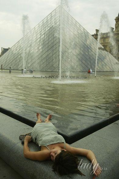 Европейская жара. 2003 год