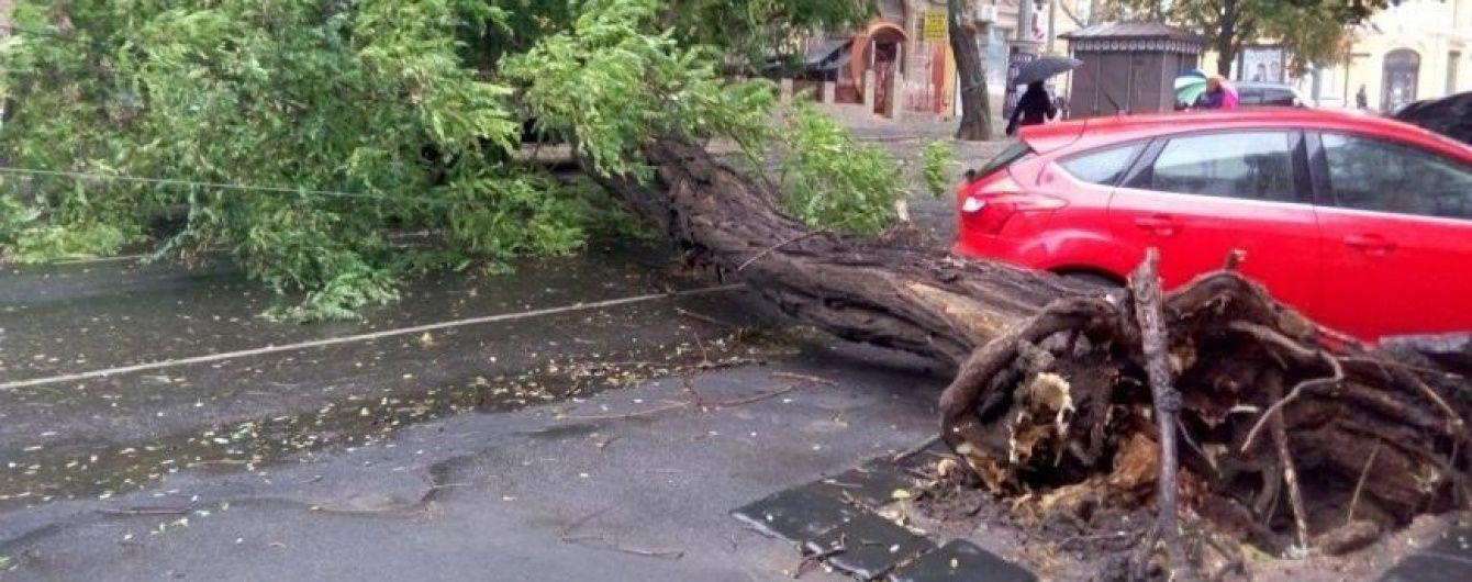 Очевидці штормових трагедій в Одесі розповіли про пережите