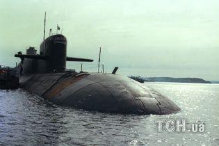"""У річницю """"курської трагедії"""" у Петербурзі загорівся підводний човен"""