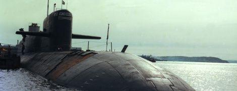 """В годовщину """"курской трагедии"""" в Петербурге загорелась подводная лодка"""