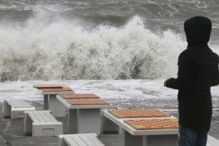 В Одесской области штормовое предупреждение: ожидается значительный дождь