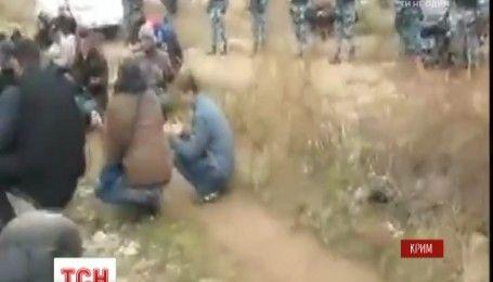 В Крыму работники ФСБ задержали 5 крымских татар