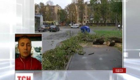 В Одессе объявили чрезвычайное положение