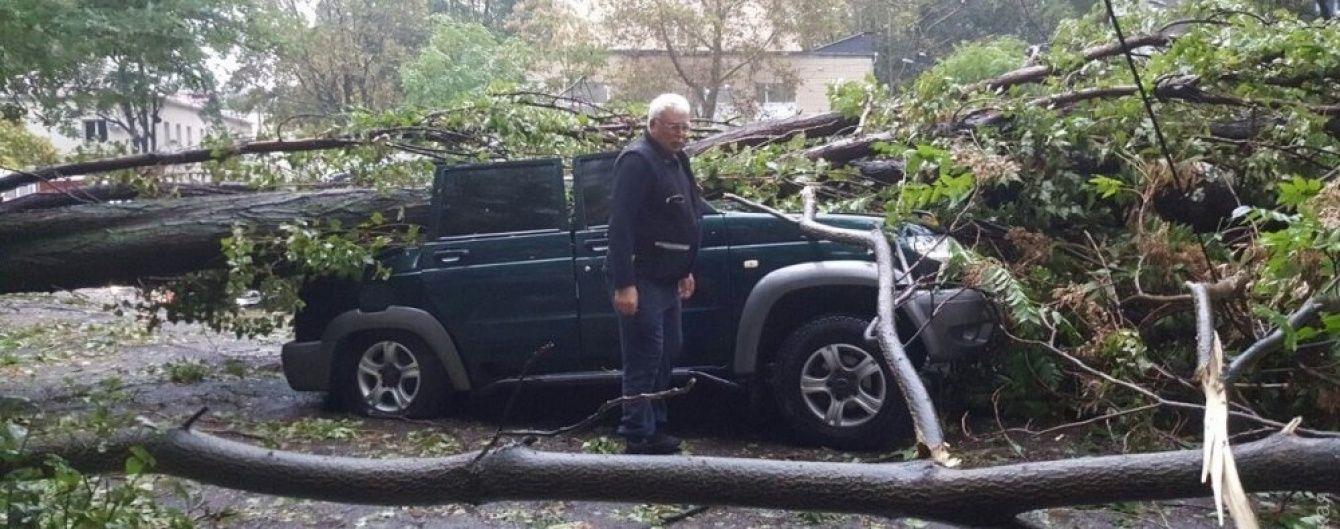 Негода відрізала від центру Одеси житловий масив із 150 тисячами жителів