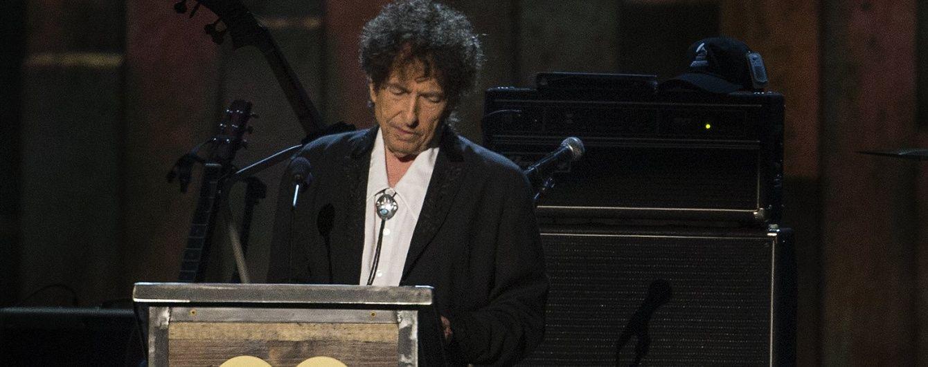 Журі Нобелівської премії обурилися мовчанням Боба Ділана