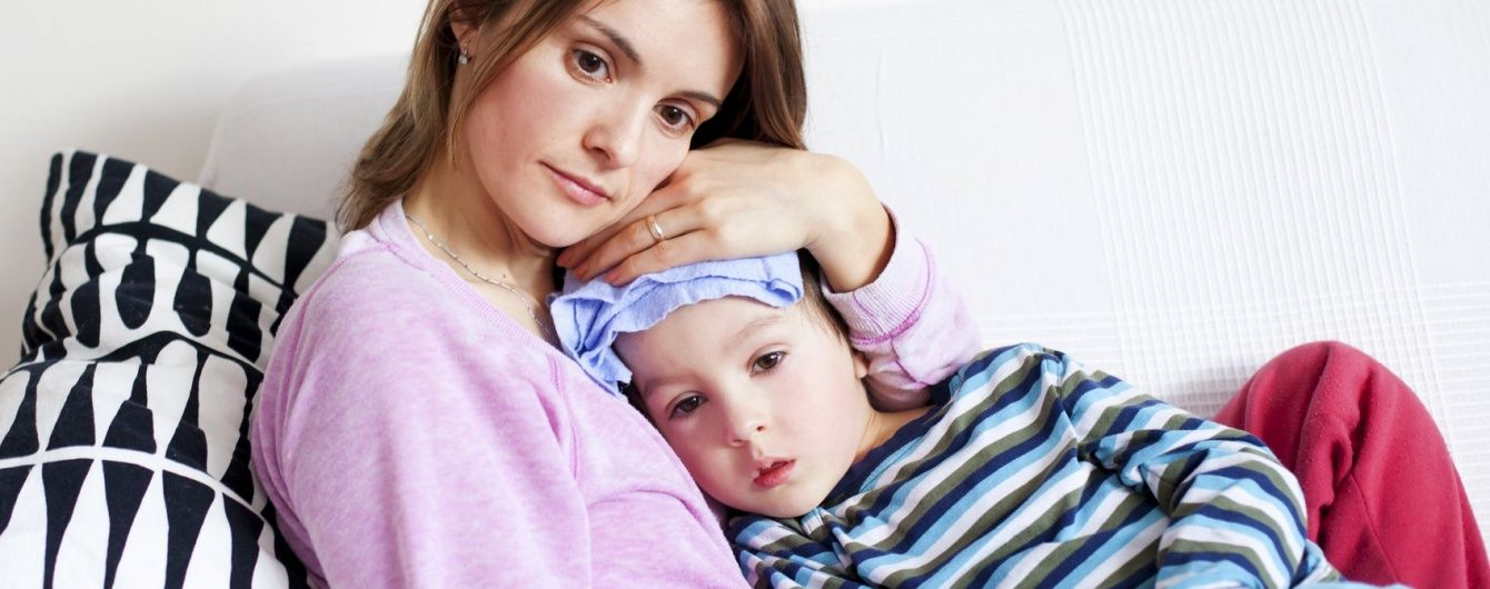 Почему дети часто болеют?