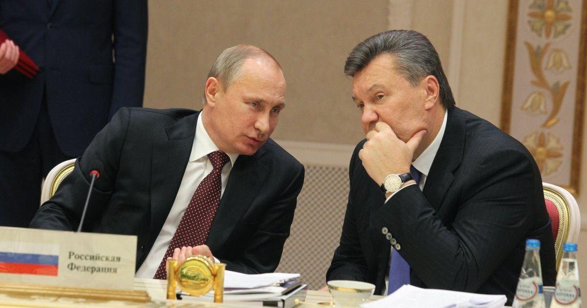 Суд разрешил следователю по делу Януковича изъять в Кремле его обращения к Путину