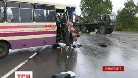19-летний парень погиб в результате ДТП на Прикарпатье