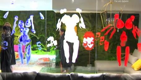 Меблі, як мистецтво: українські зірки завітали на відкриття шоу-руму французького бреду
