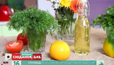 Как сохранить вкус и аромат свежей зелени