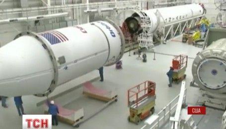 """В США из-за проблем с наземным кабелем перенесли запуск ракеты """"Антарес"""""""