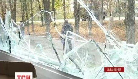 Один украинский боец подорвался на фугасе в зоне АТО