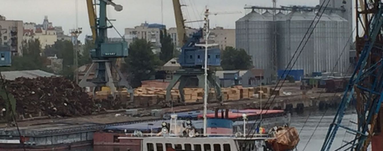 Херсонский морской порт передали в концессию. Гончарук рассказал об условиях