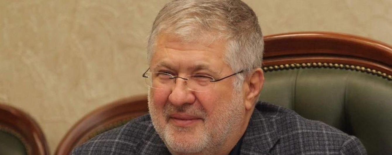 Коломойский заявил, что празднование дня рождения в ресторане оплатили друзья