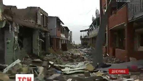 Боевики активно ведут огонь на Мариупольском направлении