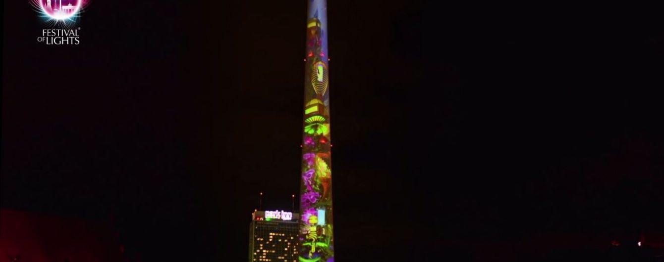 Українці вразили тисячі глядачів та виграли Фестиваль світла у Берліні