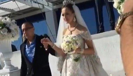 Самая громкая свадьба в Одессе: какие чиновники пришли в гости к состоятельным молодоженам