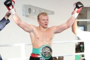 Україна може отримати ще одного чемпіона світу з боксу