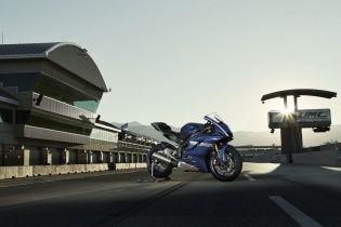 Японцы представили новый спортбайк Yamaha YZF-R6