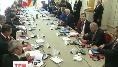Президент України розповів, чого очікує від переговорів у Берліні