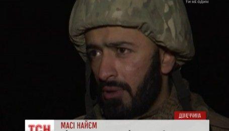 На Мариупольском направлении враг 30 раз открывал огонь по позициям ВСУ