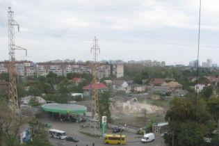 В Одессе застройщик снес старинный особняк